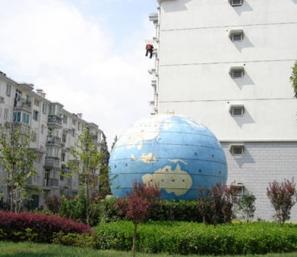 不锈钢球形水箱案例