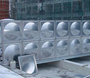 不锈钢矩形水箱