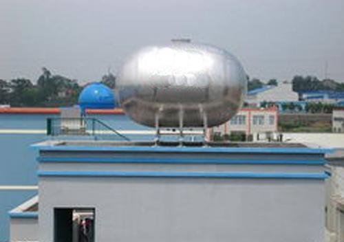 不锈钢椭球形水箱