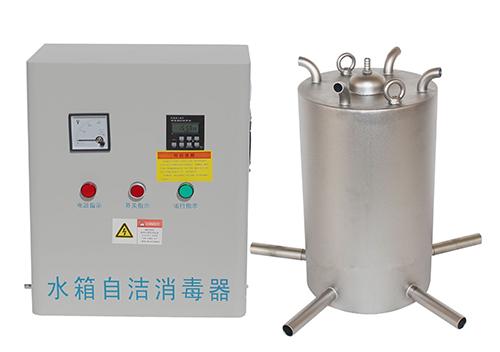 高效自洁水处理机