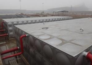 贵州不锈钢水箱安装