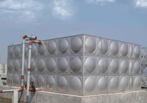 六盘水不锈钢矩形水箱