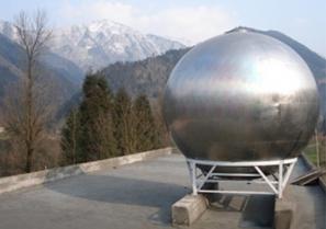 遵义不锈钢球形水箱